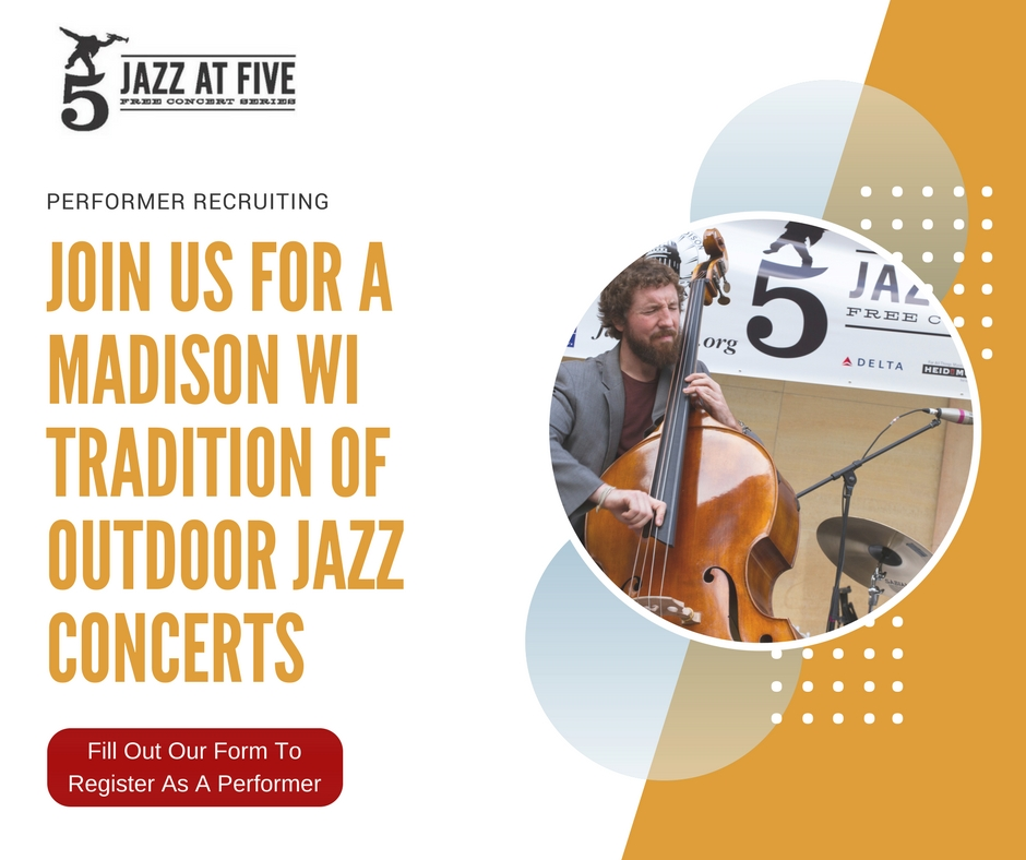 Jazz At Five Recruitment